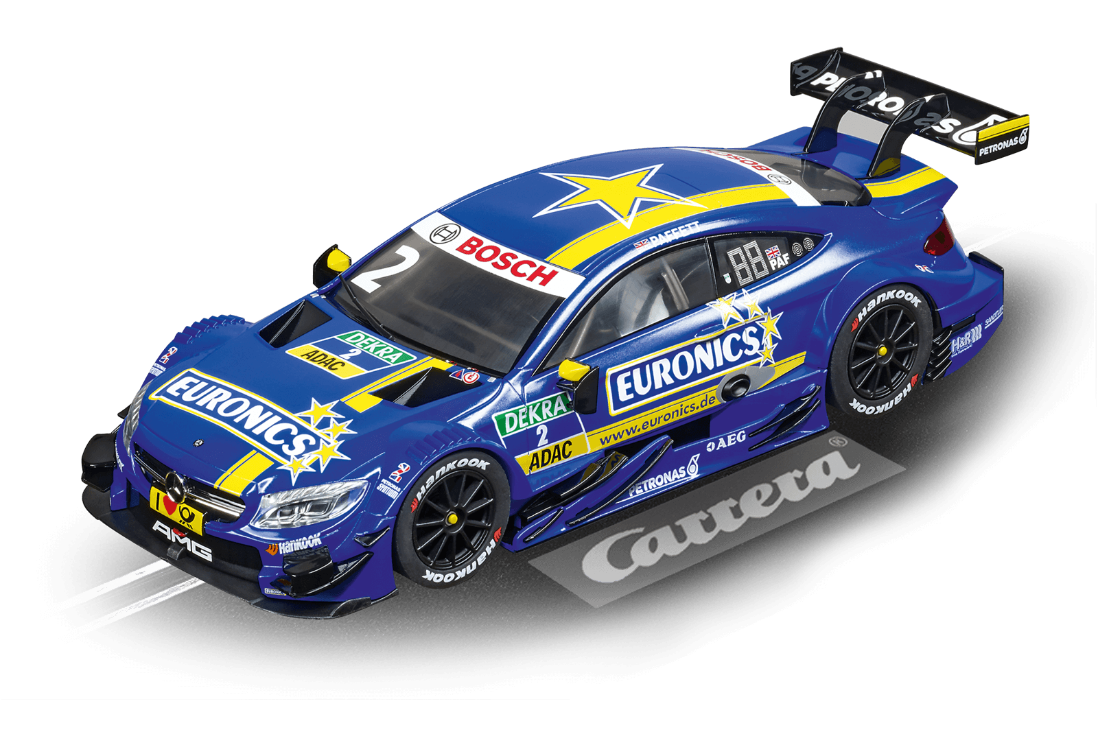 Mercedes-AMG C 63 DTM G. Paffett No.2 20023844 Carrera Digital 124