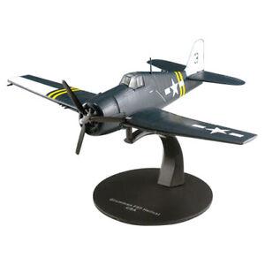 Deagostini-WW2-Avion-Coleccion-Volumen-13-Luchador-1-72-Grumman-F6F-Hellcat-F