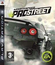 Need for Speed ProStreet PS3 Sony PlayStation 3 Brand New Sealed Racing Game