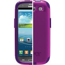 OtterBox Commuter Case Samsung Galaxy S3 SIII Purple Boom 77-23188