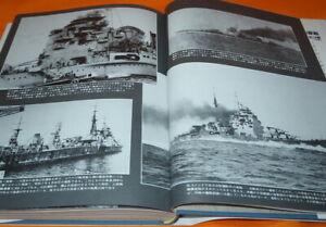 THE IMPERIAL JAPANESE NAVY 6 Heavy Cruisers II book TAKAO ATAGO CHOKAI (0917)