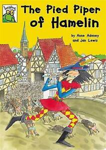 Adeney-Anne-The-Pied-Piper-Of-Hamelin-Leapfrog-Fairy-Tales-Very-Good-Book