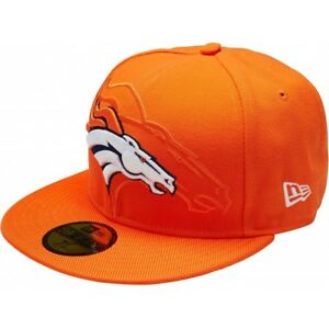 35320e10550032 Denver Broncos New Era NFL On-Field Sideline 59FIFTY Fitted Cap Size ...