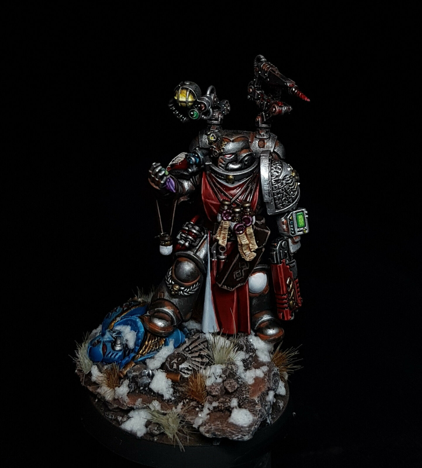 Deathwatch Primaris Apothecary Commission Painted Warhammer 40K
