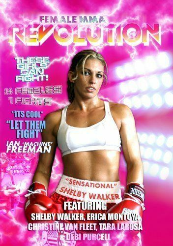 Female Mma Revolution - These Girls Can Fight NEW DVD
