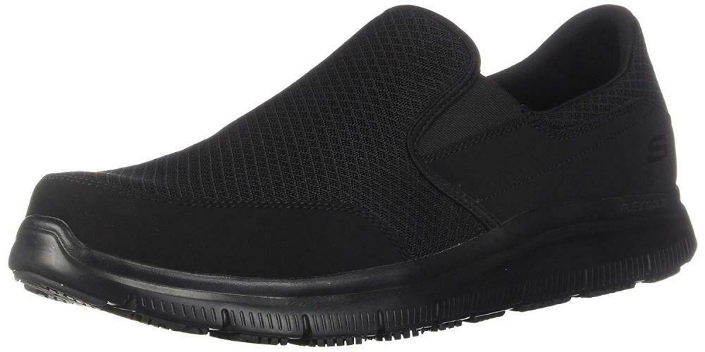 Skechers for Work Men's Flex Advantage Slip Resistant Mcallen On
