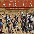 Discover Music From Africa With Arc M - Various Artist Compact Disc