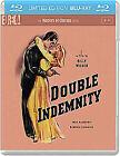 Double Indemnity (Blu-ray, 2012, 2-Disc Set)