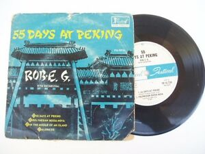 Rob-E-G-55-Days-at-Peking-SCARCE-OZ-7-034-EP