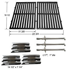Vermont Castings CF9030 Grill Replacement Burners,Heat Plates,Cooking Grid