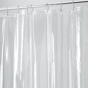 Shower Curtain Liner Clear 72 Inch