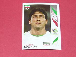 Panini 278 Ali Daei Iran FIFA WM 2006 Germany