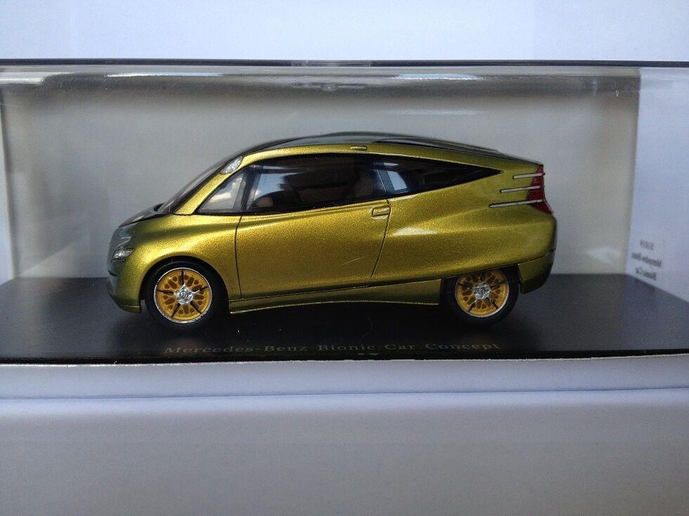 Spark 1 43 Mercedes Bionic Car Concept S1019