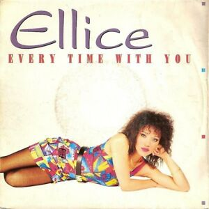 Ellice-Every-Time-With-You-Vinyl-12-034-Maxi