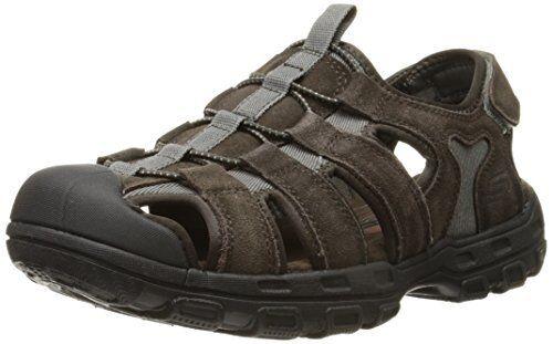 Skechers USA Para Hombre Selmo Pescador sandalm-Pick talla Color.