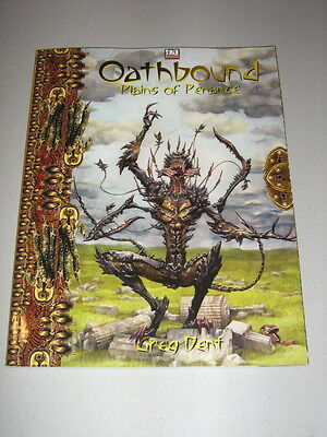 d20: Oathbound: Plains of Penance (New)