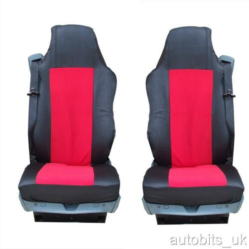 NEW QUALITY SEAT COVERS FOR MERCEDES AXOR ACTROS ATEGO