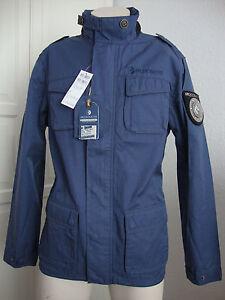 Etikett Details Jacke l Neu 721424 Navy Zu Herren Arqueonautas Jacket Outdoorjacke Mit Gr FK1lcJ