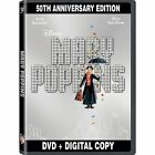Mary Poppins 50th Anniversary Edition 2013 DVD WS