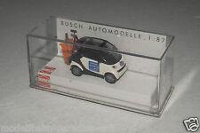 "Busch 1:87 H0  48920 Smart City Coupe ""Waste Watcher"" OVP (E5383)"