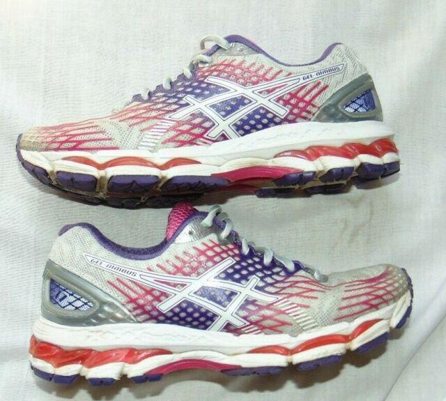 Find UK Asics Gel nimbus 16 Running Shoes PinkYellow Sale