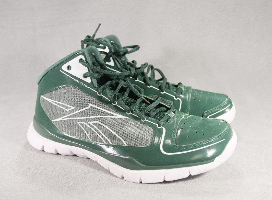 Usado en excelente estado Reebok 3D fuseframe Zapatos 105881475 verde usado ANB