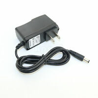 Ac/dc Adapter Cord For Casio Ctk-601 Ct-670 Ctk-520l Keyboard Power Supply