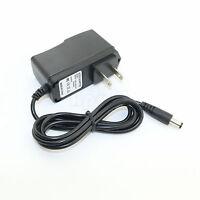 Ac Adapter Power Supply Cord For Casio Lk-94tv Lk100 Lk-100 Keyboard
