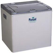 Royal 3 Way Absorption Camping Fridge Gas Mains 12v Cool Box Cooler Camping 42L