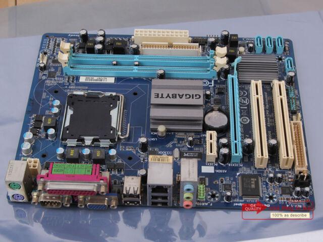 100% tested Gigabyte GA-G41M-ES2L  motherboard 775 DDR2 Intel G41