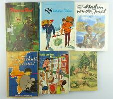 6 libri per bambini: malam dall'isola, Fiffi ha un'idea, vacanze nel forestale e878