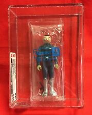 Blue Snaggletooth Sealed Baggie CAS 90 + Vintage Star Wars Not AFA 1978 Gorgeous