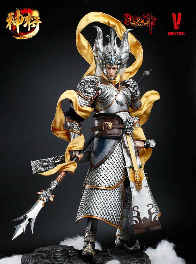 1 6 Scale Verycool Asura série exilé Dieu DZS-004 Collection Action Figure