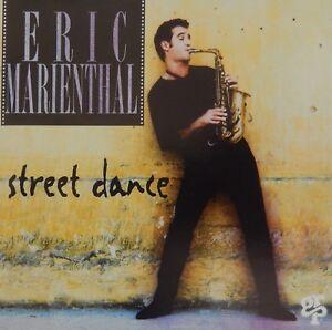 Eric-Marienthal-Street-Dance-CD-1994-GRP-VG-9-10