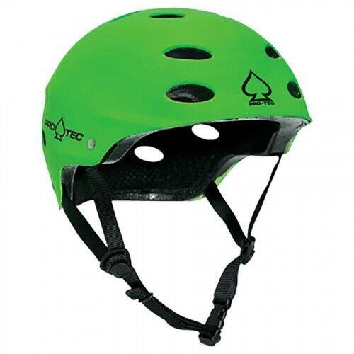 PRO-TEC S   Longboard S board Scooter Bike Helmet ACE Matte Green  up to 65% off