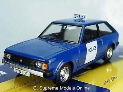 Vanguards 1:43 Talbot Sunbeam Metropolitan Police VA11301 Diecast model car