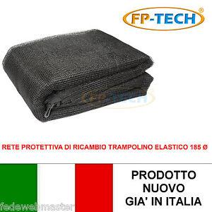 RETE-PROTETTIVA-DI-RICAMBIO-TRAMPOLINO-ELASTICO-DA-GIARDINO-185-CM-DI-DIAMETRO
