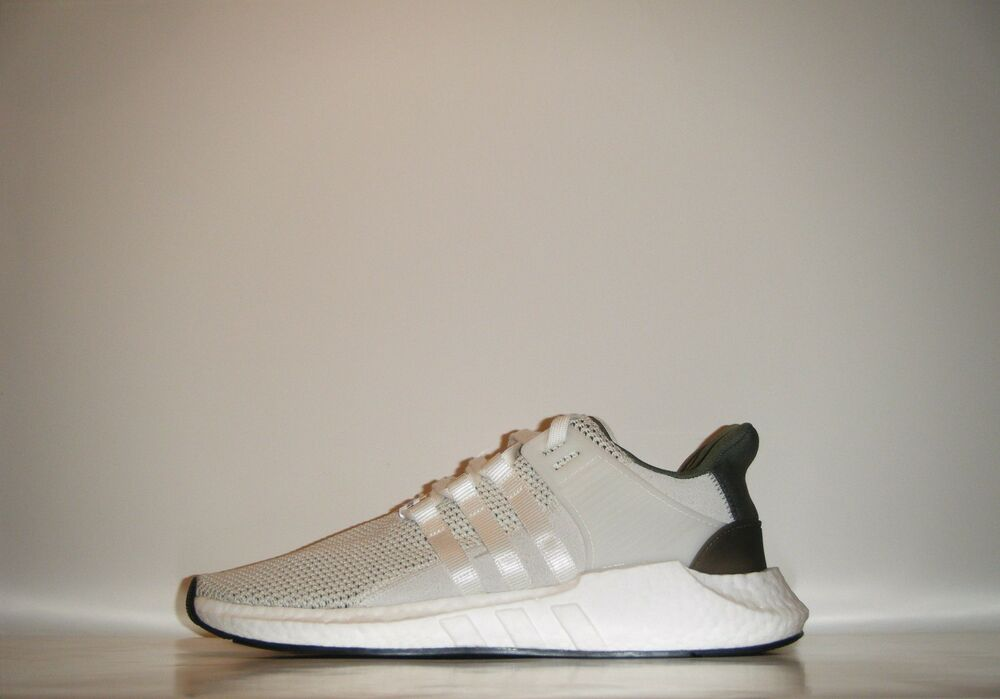 Adidas EQT Equipment Boost Support 93 17 Boost Equipment Olive Off blanc Sz 13 Ultra BY9510 NMD 26b12e