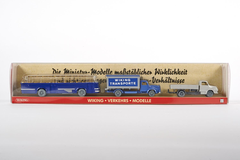 Wiking PMS Set Nr. 1, Verkehrs-Modelle, Verkehrs-Modelle, Verkehrs-Modelle, 1 87, OVP 90cbd0