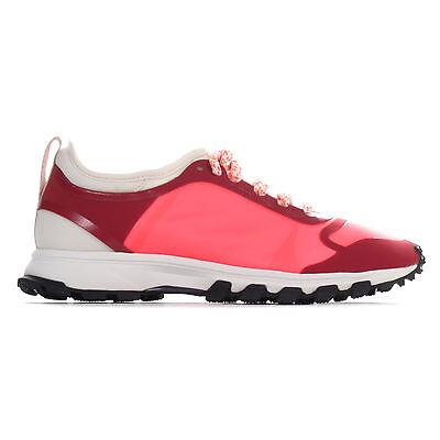 adidas Stella McCartney Adizero XT Womens Running Trainer Shoe Red