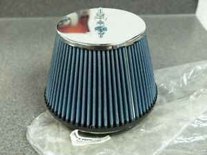 Details about Jim Wolf Technology JWT Pop Charger Replacement Air Filter  CHROME NEW