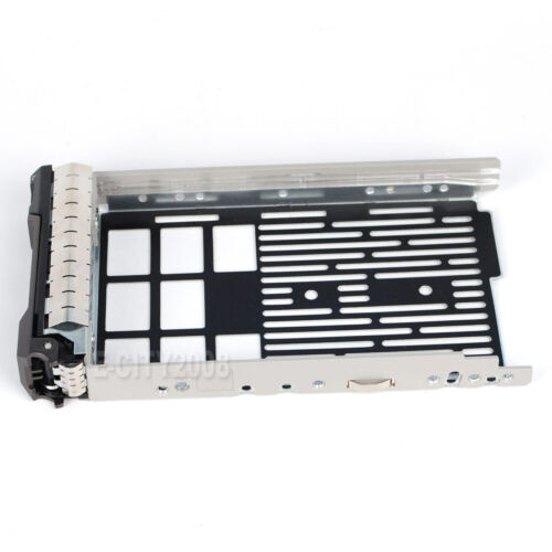 "Hot-Swap 3.5/"" SAS SATA Hard Drive Tray Caddy For Dell PowerEdge R710 US Seller"