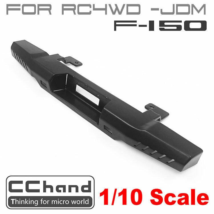 CC  He Metal Solid Rear Bumper FOR RC4WD-JOM F-150  il più economico