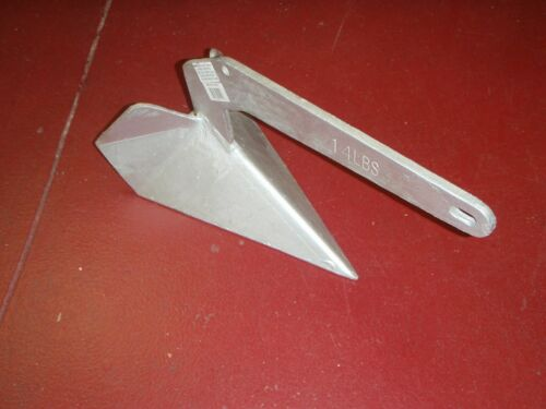 ANCHOR PLOW GALVANIZED 14LBS BOAT SIZE 24FT TO 31FT SEACHOICE 41540 BOATINGMALL