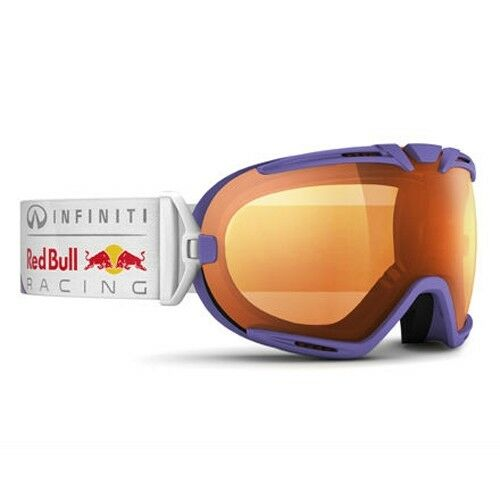 Ski Helm Infiniti Red Bull Racing Skibrille Boavista 007 purplet Ski Helm
