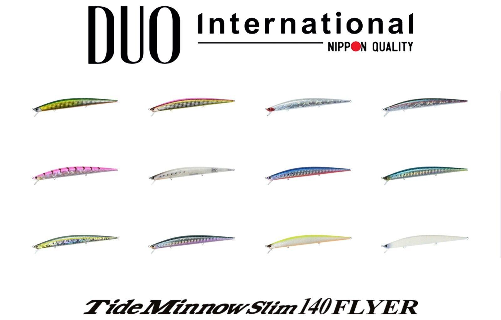 5590 Duo Tide Minnow Slim 140 Floating Lure ADA0037