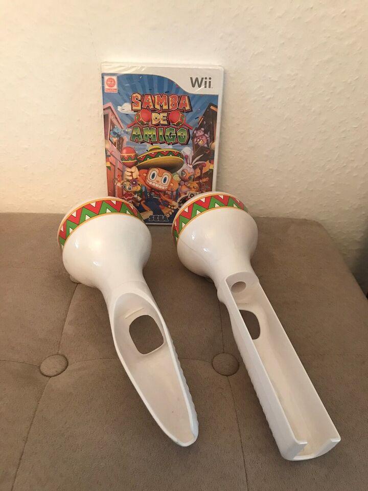 Samba De Amigo, Nintendo Wii
