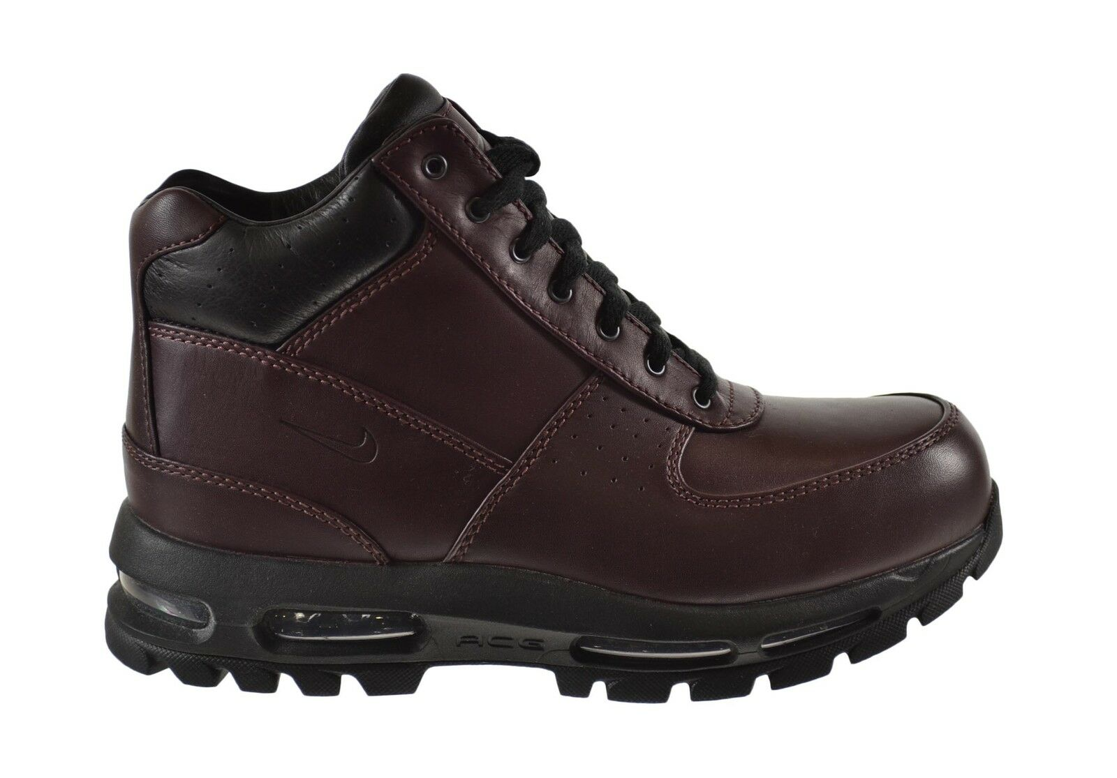 Nike ACG Air Max Goadome Men's Boots Deep Burgundy/Black 865031-601 New shoes for men and women, limited time discount