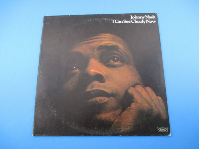 Johnny Nash I Can See Clearly Now 1972 CBS Records LP ...