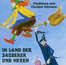 Altmann, Christof: Im Land der Zauberer und Hexen - CD